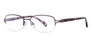 Savvy Eyewear SAVVY 371 Dark Matte Silver