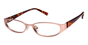 Lulu Guinness L746 Rose Gold