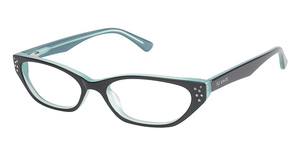 Ted Baker B702 Black/Aqua