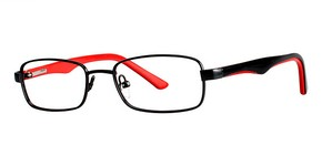 Modern Optical Tattle Black/Red