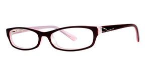 Modern Optical 10x229 Burgundy/Pink