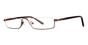 Modern Optical BIG Business Brown