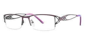 Modern Art A339 Plum/Black