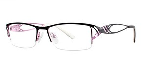 Modern Art A339 Black/Rose