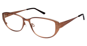 Charmant Titanium TI 12077 Prescription Glasses