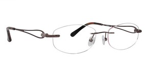 Totally Rimless TR 191 Brown