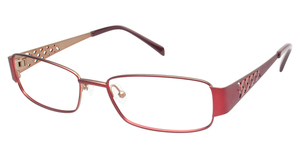 A&A Optical Fiona Burgundy