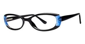 Modern Plastics II Gracious Black/Blue
