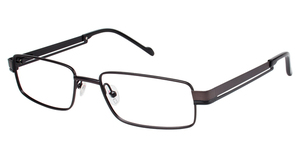 A&A Optical Carnaby St Gunmetal