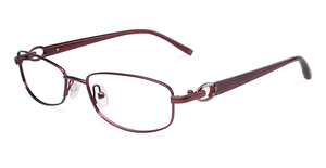 Jones New York J473 Burgundy