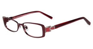 Jones New York J474 Burgundy