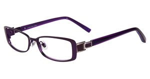 Jones New York J474 Purple