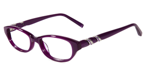 Jones New York Petite J218 Purple