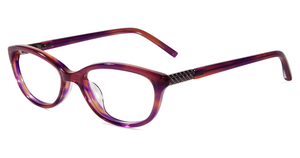 Jones New York Petite J219 Purple