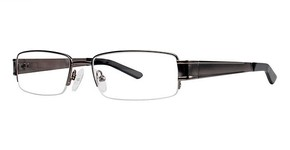 Modern Optical Bronx Matte Gunmetal