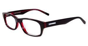 Converse G004 Black/Red