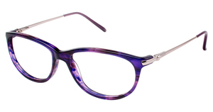 ELLE EL 13358 Purple