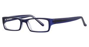 Continental Optical Imports Fregossi Kids 308 Cobalt Blue/Crystal