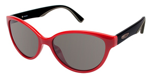 Columbia LOLO Red/Matte Black