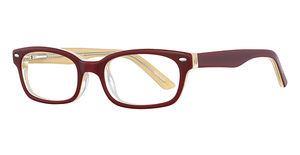 Capri Optics T20 Burgundy