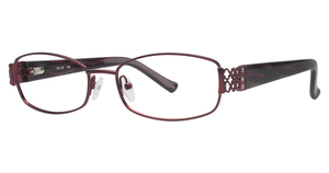 Avalon Eyewear 5022 Burgundy Lattice
