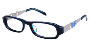 A&A Optical Sweetie 03 Blue Fade