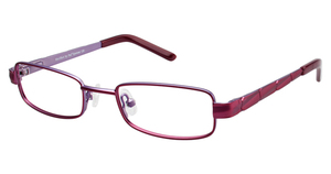 A&A Optical Hot Shot Burgundy