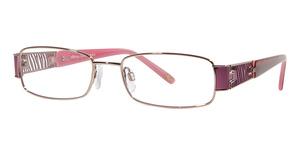 Daisy Fuentes Eyewear Daisy Fuentes Madalena Eyeglasses