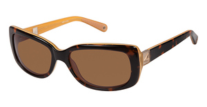 Sperry Top-Sider Westport tortoise / gold