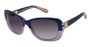 Sperry Top-Sider East Hampton Navy / Purple Fade