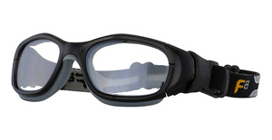 Liberty Sport Slam Goggle Shiny Black/Grey
