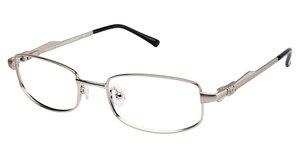 A&A Optical Lucille Silver