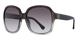 Michael Kors M2841S Ellie Black/Smoke Gradient