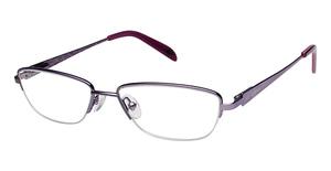 Lulu Guinness L750 Violet 5066