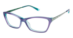 Humphrey's 581010 Purple w/Teal
