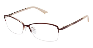 Brendel 902116 Brown w/Cream
