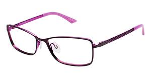 Brendel 902115 Burgundy w/Pink