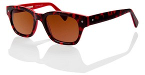 ECO VAIL Tortoise Red