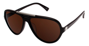 Bally BY4013A Chocolate Brown