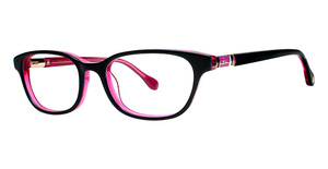 Lilly Pulitzer Maeve Black Pink