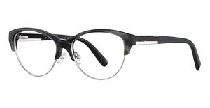 Calvin Klein CK7356 (009) Black Horn