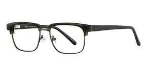 Revolution Eyewear REV747 Olive Green Stripe /Green