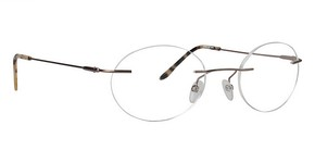 Totally Rimless TR 194 Brown