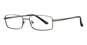Continental Optical Imports Exclusive 168 Gunmetal