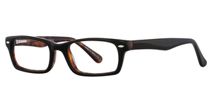 Continental Optical Imports La Scala Kids 112 Brown/Tortoise