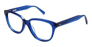Derek Lam DL248 Blue Crystal