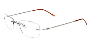 Silver Dollar BTCF3019 Eyeglasses