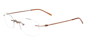Silver Dollar BTCF3021 Eyeglasses