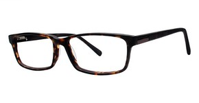 Modern Optical BIG Ticket Matte Tortoise