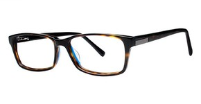 Modern Optical BIG Ticket Tortoise/Blue